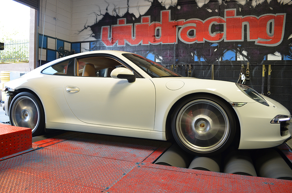 VR Tuned ECU Flash Tune Porsche 991 Carrera GTS 3.8L 430hp 14-16