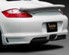 Warm Collection Rear Under Spoiler Porsche 987 Cayman incl S 05-08