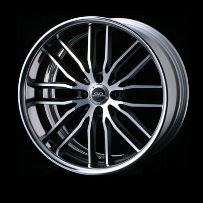 Weds Bvillens TS-VIII Wheel 18x8.0 4x100 - WDSBVLTS8-1880-4100