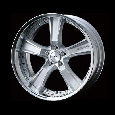 Weds Maverick 005S Wheel 18x9.0 5x114.3 - WDSMK005S-1890-5114