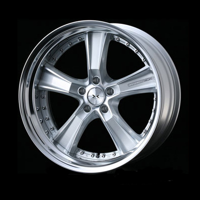 Weds Maverick 005S Normal Lip Wheel 20x8.5 5x114.3 - WDSMK5S20855114NL