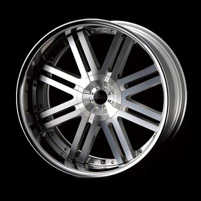Weds Bvillens T8S Wheel 18x7.5 5x100/114.3 - WDSBVT8S18755100114