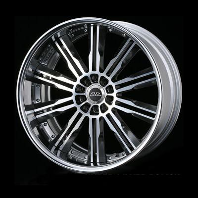 Weds Bvillens XXR Wheel 18x10.0 4x100/114.3 - WDSBVXXR18104100114