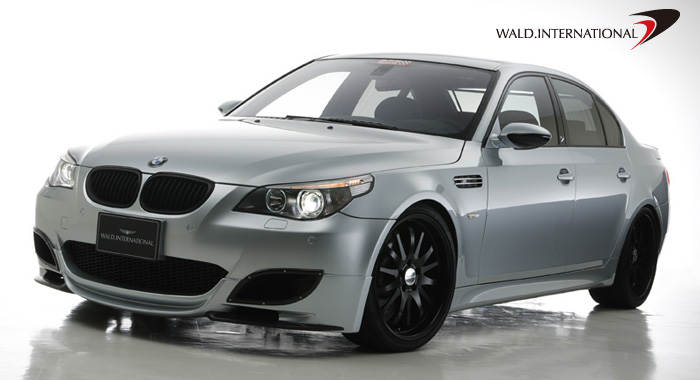 Wald International Front Bumper Apron BMW M5 E60 06-09 - E60.FL.06