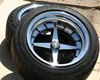 Work Black Polish Equip 01 Wheel 14x10.5  4x114.3