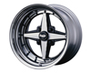 Work Black Polish Equip 01 Wheel 14x11.0  4x114.3