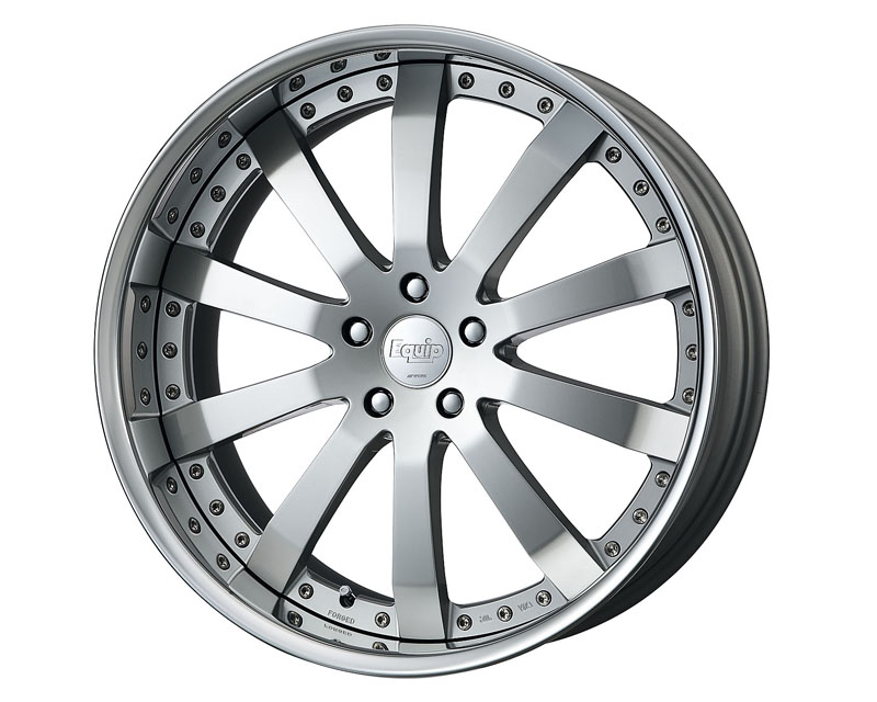 Work Equip E10 Forged Alloy Wheel 20x7.5 - WRK-EQP10-2075