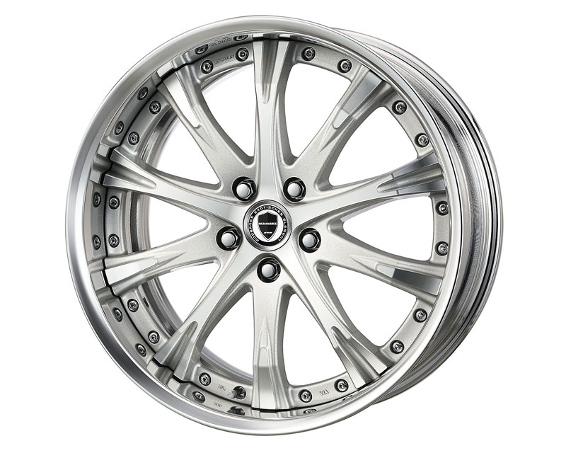 Work Schwert SC4 Full Reverse Wheel 19x7.5 5x112 - WW-SC4-FR-19.75.112
