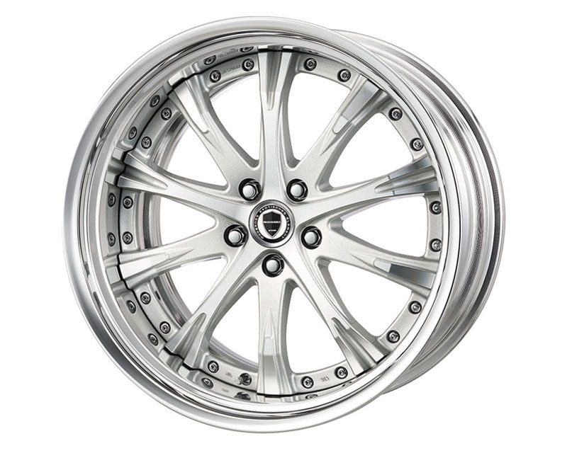 Work Schwert SC4 Step Rim Wheel 19x10.5 5x120 - WW-SC4-SR-19.105.120