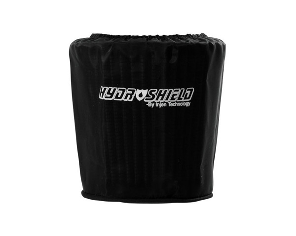 Injen Black Hydro-Shield Pre-Filter 5.00in Base X 5.00in Tall X 4.00in Top