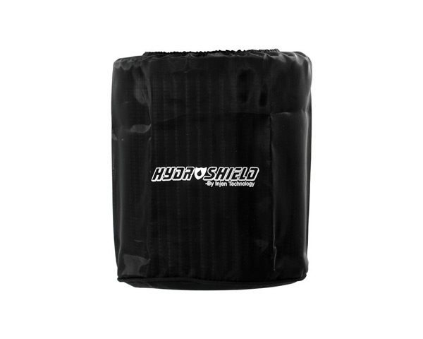 Injen Black Hydro-Shield Pre-Filter 6.00in Base X 6.875in Tall X 5.50in Top