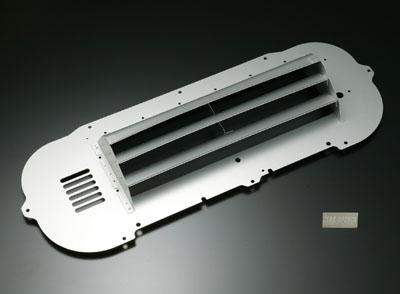 Zerosports Cool Action Intercooler Splitter Subaru STI 04-05 - ZS-0306012